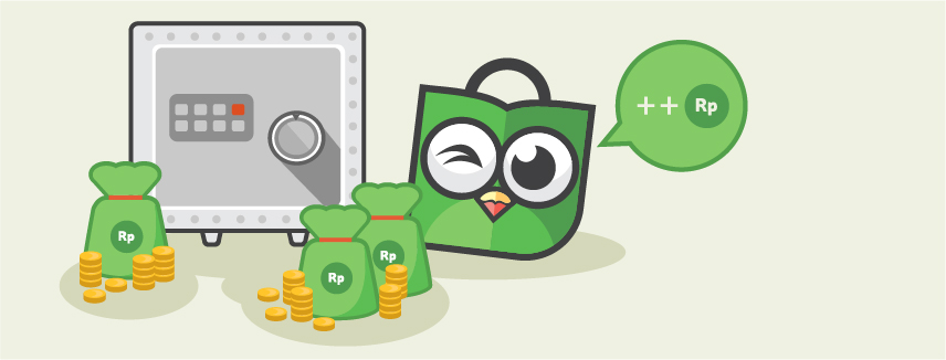 cara withdraw akun tokopedia